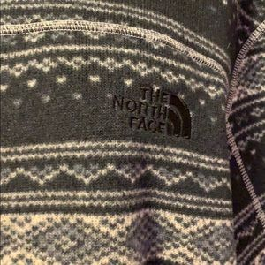 The North Face Jackets & Coats - The North Face Blue Print Fleece-Lined Jacket